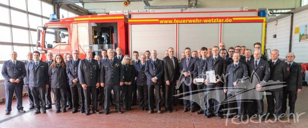 Wir sind die Feuerwehr des Monats!
