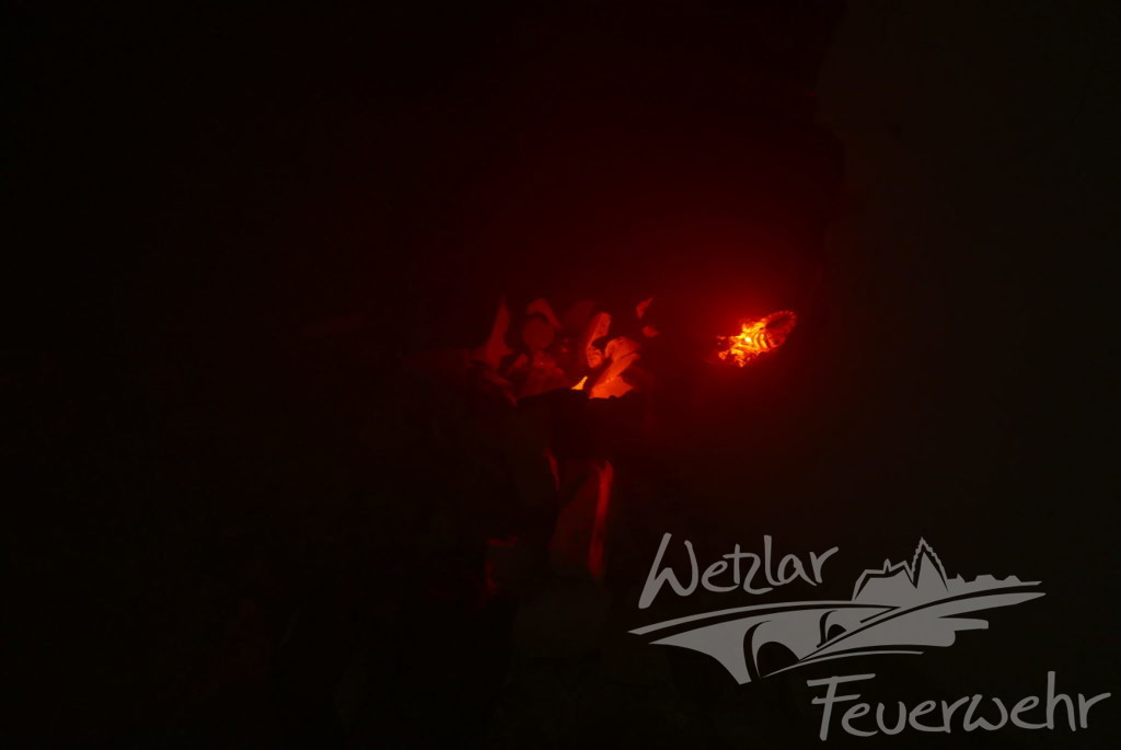 Explosion Wetzlar
