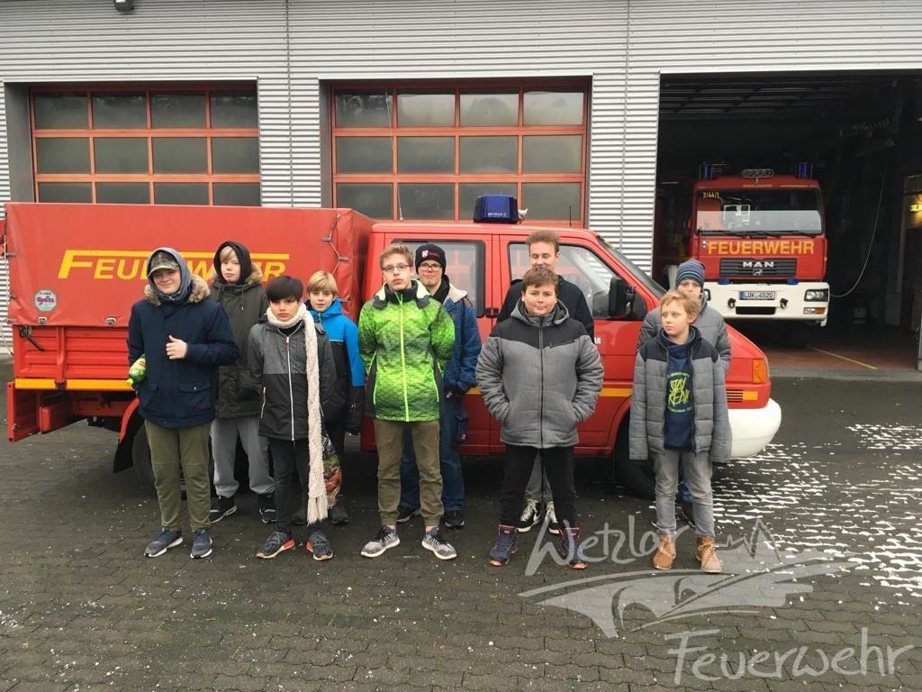 Winterfreizeit Jugendfeuerwehr Wetzlar – Kernstadt