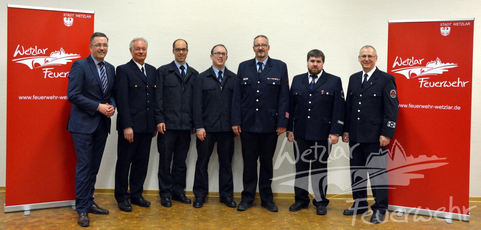 1120 Einsätze für Wetzlarer Feuerwehr