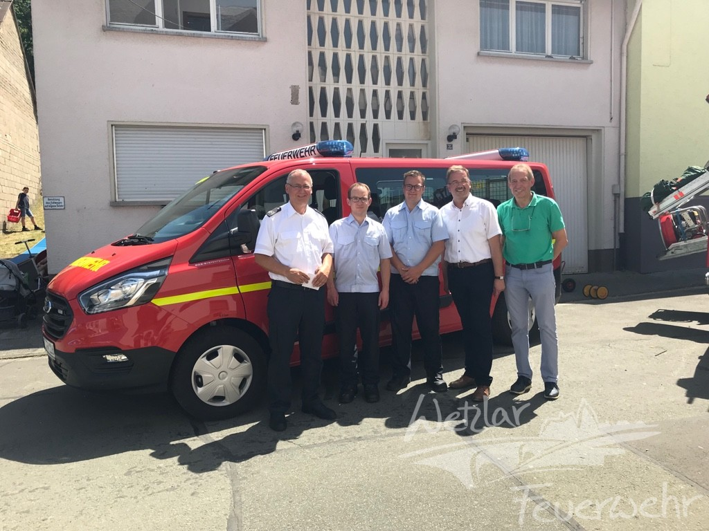 Ereignisreiches Wochenende bei der Feuerwehr Blasbach