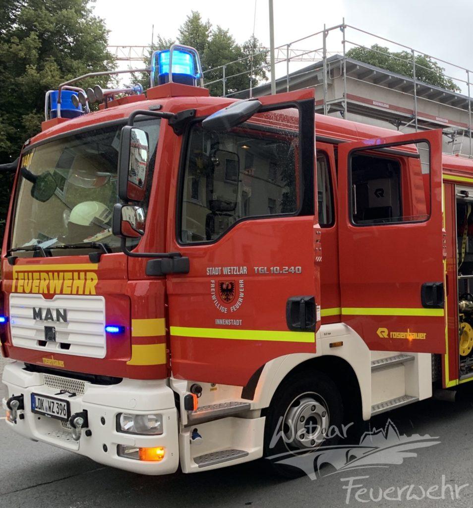 Stellenausschreibung für das Amt für Brandschutz