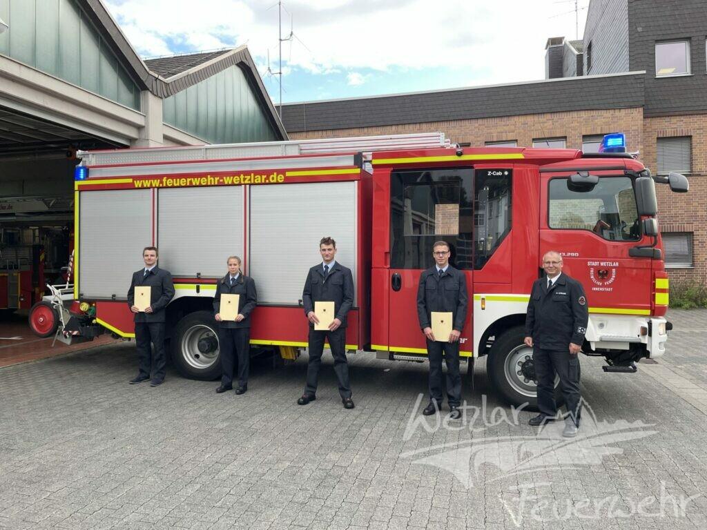 Herzlich Willkommen bei der Feuerwehr Wetzlar